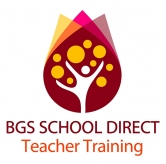 BGS School Direct Logo web