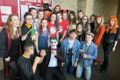 WBD 2017 Sixth formers