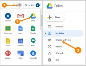 Google Shared Drive guide 01