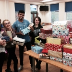 Shoebox sorting