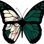 THE BUTTERFLY PROJECT LOGO