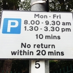 Parking Restrictions photo