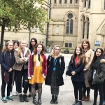 Uni of Manchester Launch Day