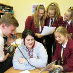 Yr 10 Student Council Members Radio Interview web