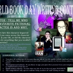WORLD BOOK DAY WRITING CONTEST 2016
