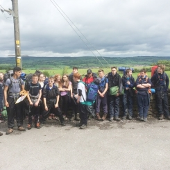 DofE teams