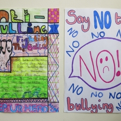 01 Antibullying poster competition