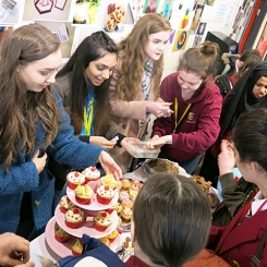 01 Sixth Form Break Bake Sale