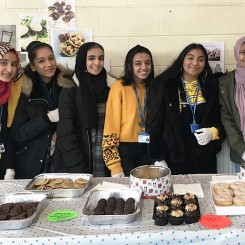 Yr 12 Bake Sale Young Minds web